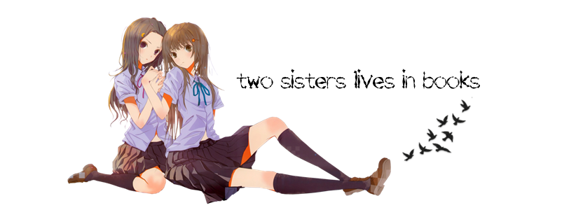 Two Sisters Lives in Books
