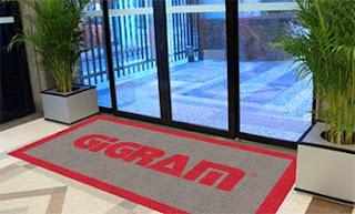 Gigram tapetes personalizados - RJ