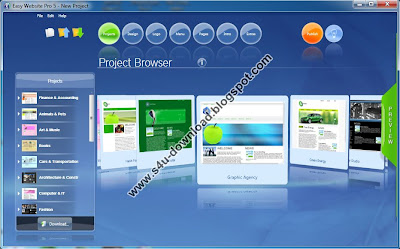 Easy Website Pro 5.0.23
