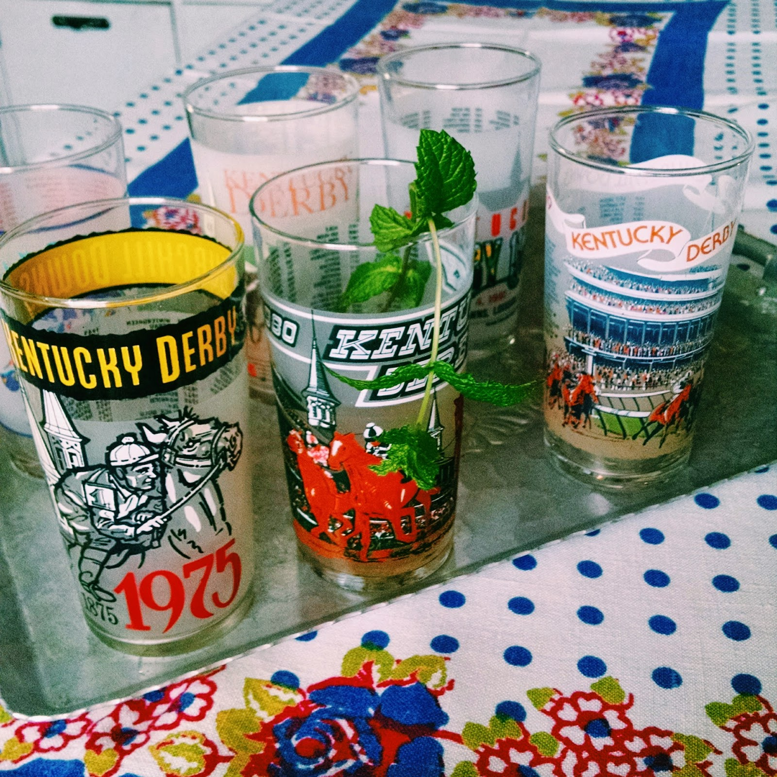 Kentucky Derby Cocktails