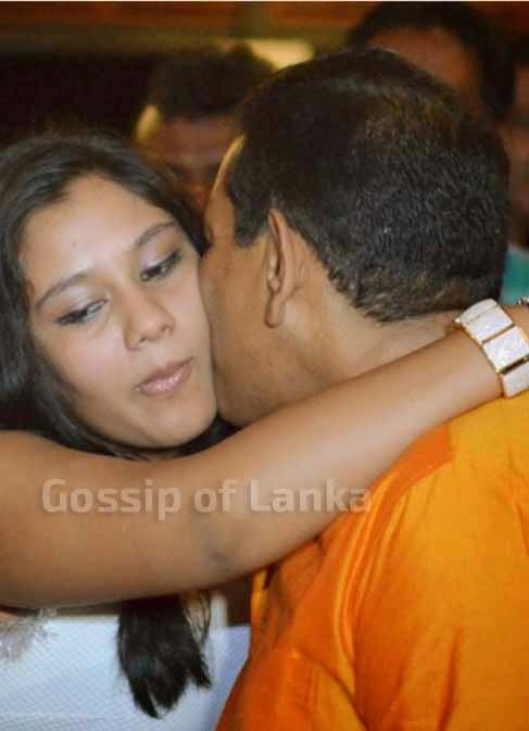 Mahinda reveals the true story about Rajitha's son