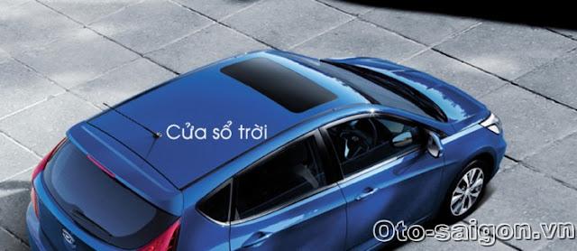 Xe Hyundai Accent Hatchback 5 cua 2014 8 Xe Hyundai Accent Hatchback 5 cửa 2014