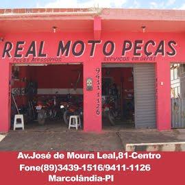 REAL MOTO PEÇAS