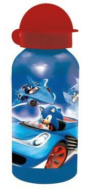 Back to School with Sonic the Hedgehog Drinks Bottle