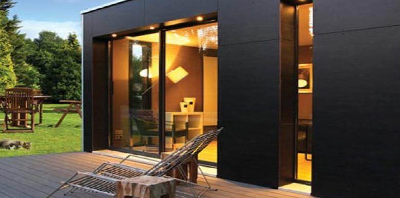 ICube : Bureau de jardin Design