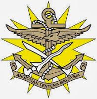 Jawatan Kerja Kosong Angkatan Tentera Malaysia (ATM) logo
