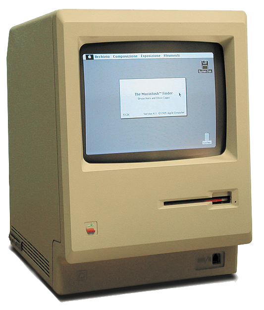 Apple Computer 1995 1984 Apple Computer Launched