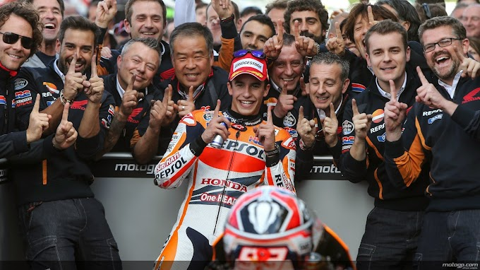 MotoGP Results: Marc Marquez Wins Hertz British Grand Prix
