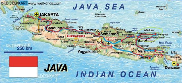[ JAWA ] Solotravel Keliling Pulau Jawa II – Fotografi Jalanan
