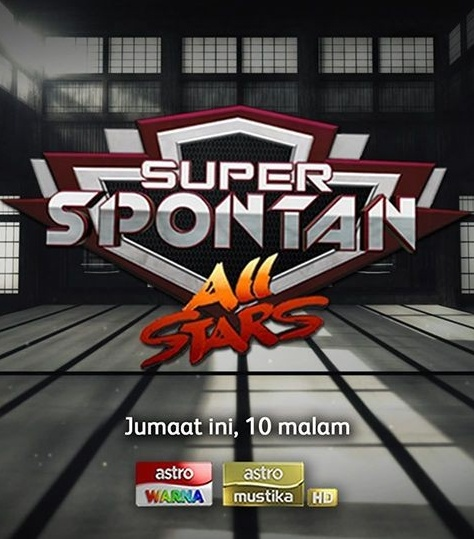 Super Spontan All Stars (2015) - Full Episode