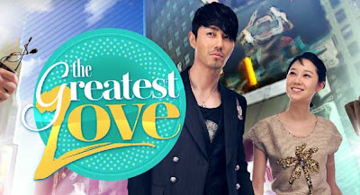 The Greatest Love April 24, 2013