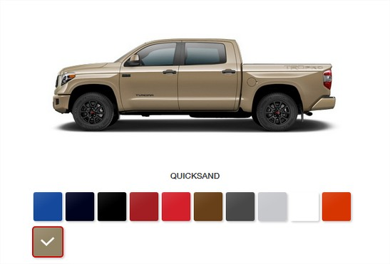 Tundra Limited 2016 >> 2017 Toyota Tundra Specs, Cost, Color Options and Pricing ...