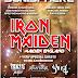 Iron Maiden encabezarán las dos fechas del Sonisphere 2013 nacional!