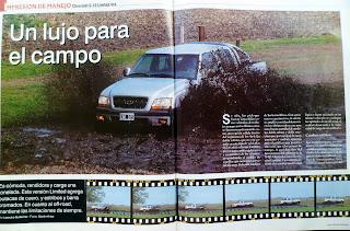 Prueba Chevrolet S-10 Limited