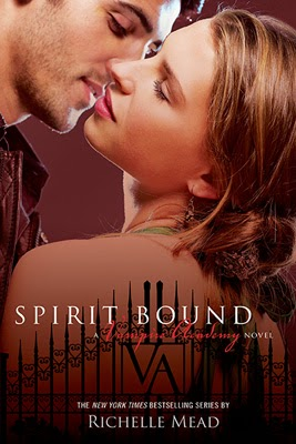 Spirit Bound Novel Cover by Richelle Mead