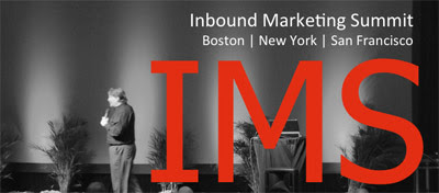 Inbound Marketing Summit San Francisco - Marty's Live Blog on ScentTrail