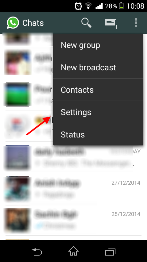 How to turn off WhatsApp Blue Tick - Forward Junction US