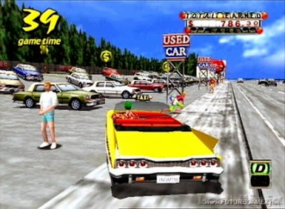 Free Download Crazy Taxi 3 Game With Cheats