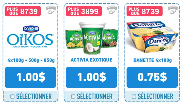 Activia coupon 2018