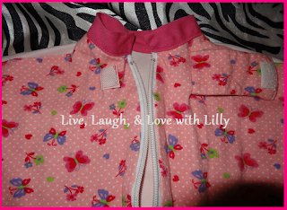 zipadeezip, review, swaddle, live, laugh, & love with lilly