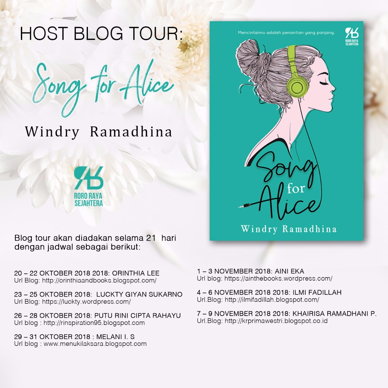 ONGOING BLOGTOUR