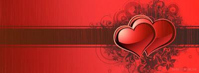 Couverture Facebook Bonne Saint-Valentin 2013
