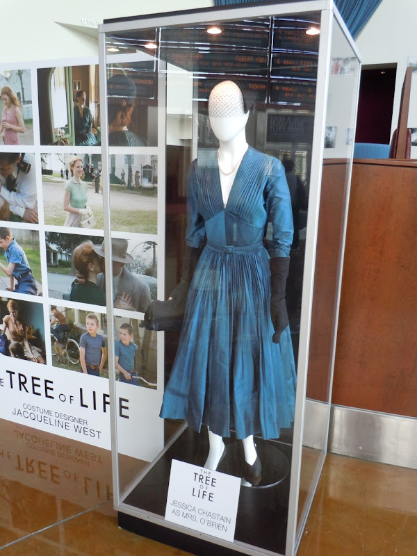 The Tree of Life Jessica Chastain movie costume