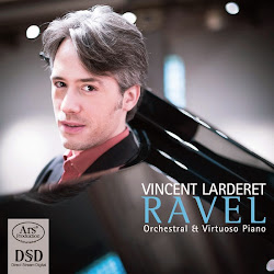 CD de Vincent Larderet