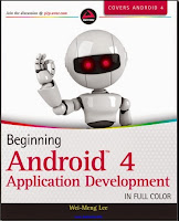 Download Beginning Adroid 4 Application Development ebooks