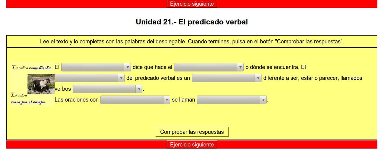 http://cplosangeles.juntaextremadura.net/web/lengua_tercer_ciclo/gramatica/predicado_verbal/verbal01.htm