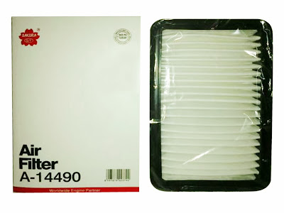 Air Filter - Filter Udara Suzuki Ertiga