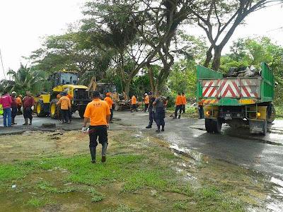 Bantuan Kepada Mangsa Banjir Kuantan