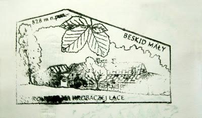 Schronisko na Hrobaczej Łące - pieczątka