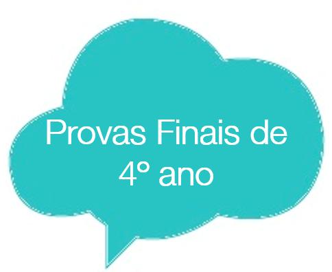 Provas Finais | 4º ano