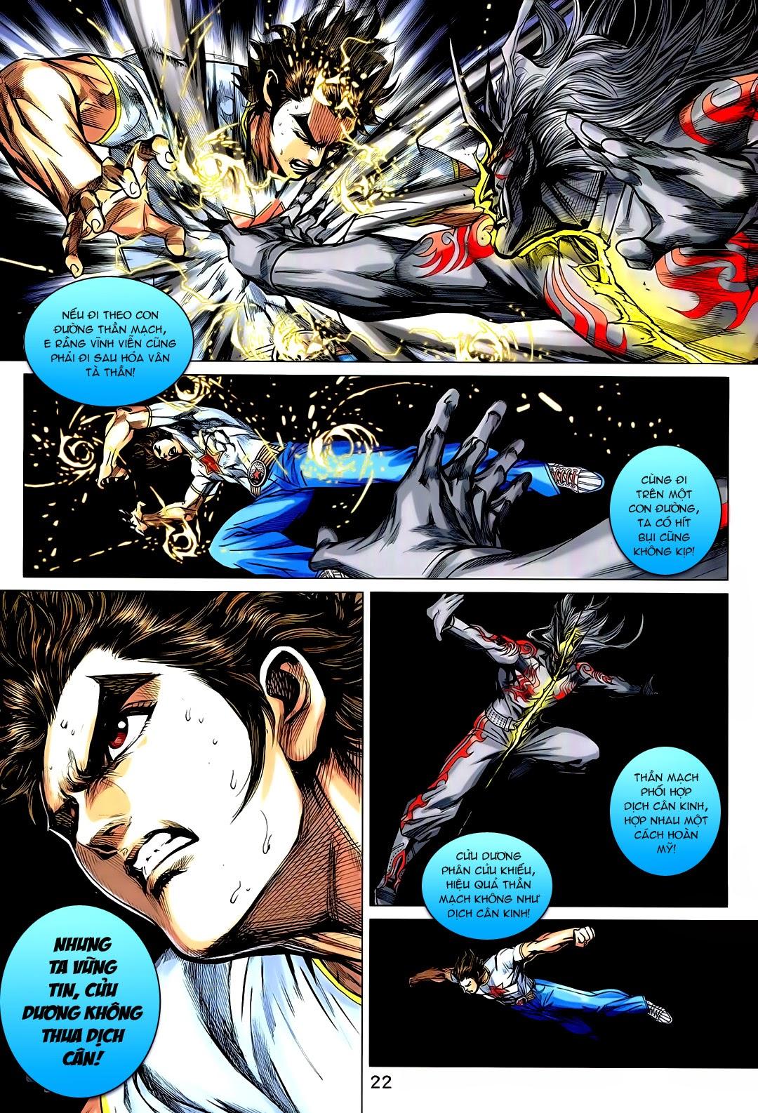 Tân Tác Long Hổ Môn trang 22