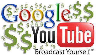 Nuestras vistas en YouTube aumentan los ingresos de Google