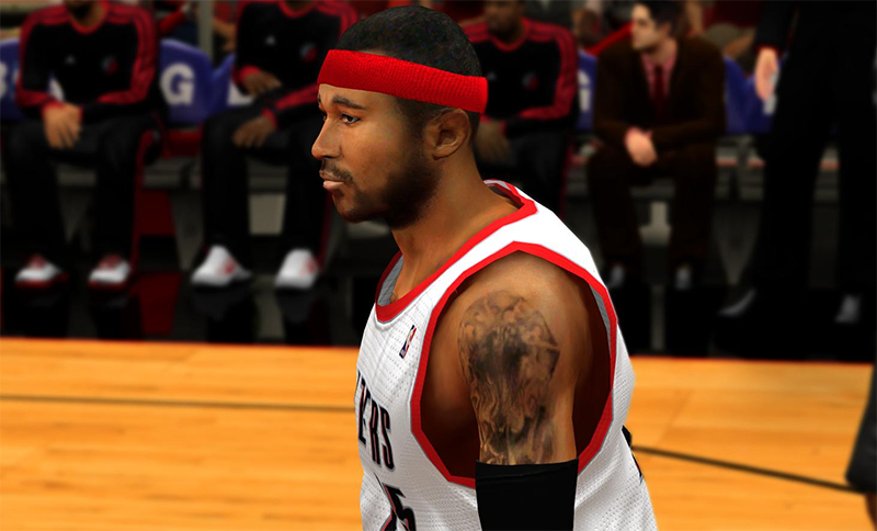 NBA 2K14 Mo Williams Cyberface Patch