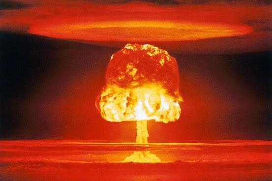 Tehran Nuclear bomb