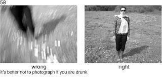 Совет 58. Спиртное - не лучший помощнику фотографа.