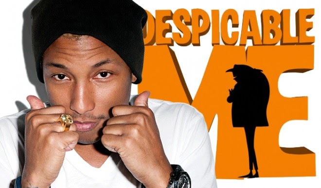 Lirik Lagu: Pharrell Williams - Happy