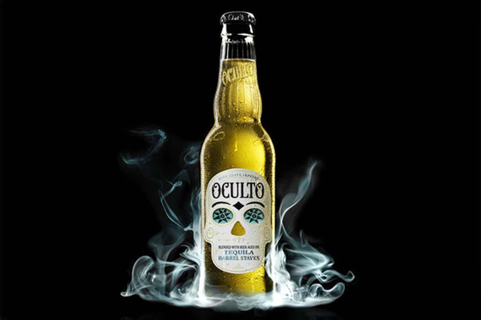 Cerveza Oculto