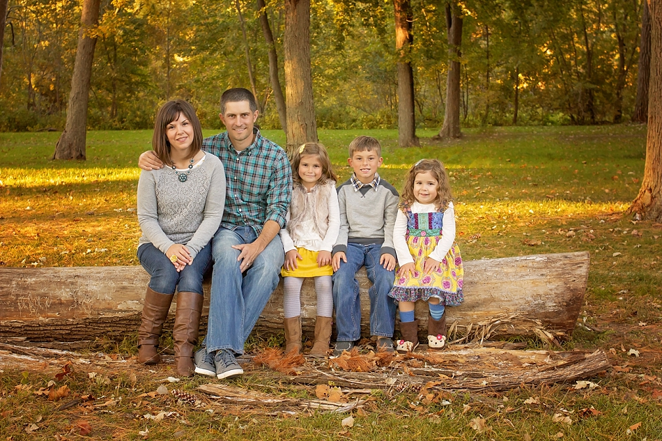 St. Joseph Michigan Fall Family Session with ©Night Owl Photography www.nightowlsphotography.com