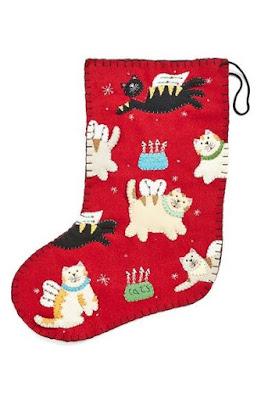 meia Natal Gatos