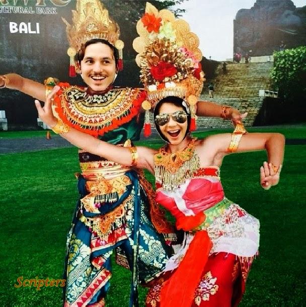 Gambar-Gambar Percutian Che Ta & Zain Di Bali