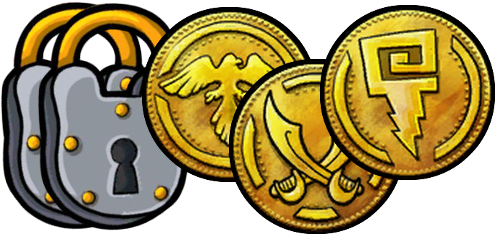 Pirate101 Illustrated Guide to Group Plunder Chests and Doubloons