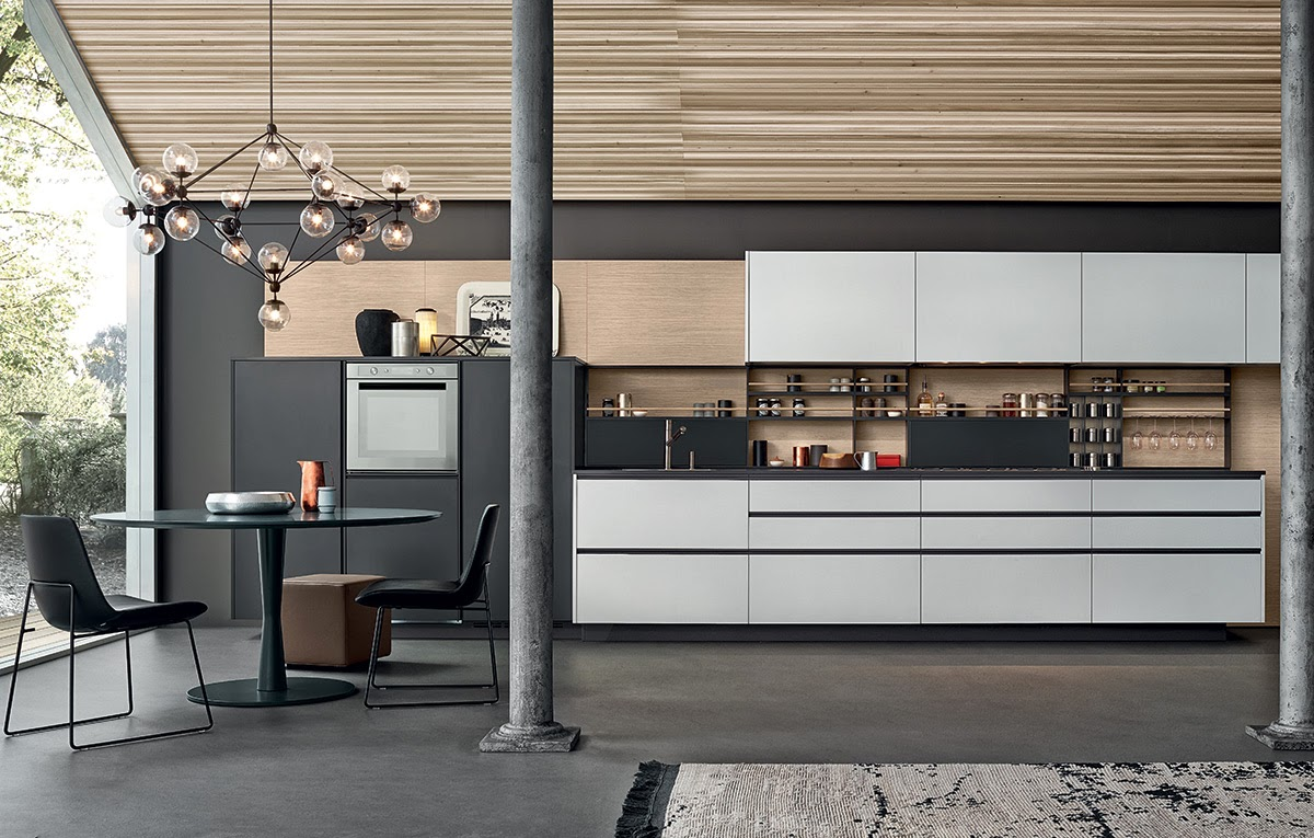 Kitchen Handles For Dark Cabinets