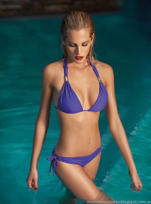 Moda bikinis verano 2014.