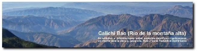 Calichi Bao (Río de la montaña alta)