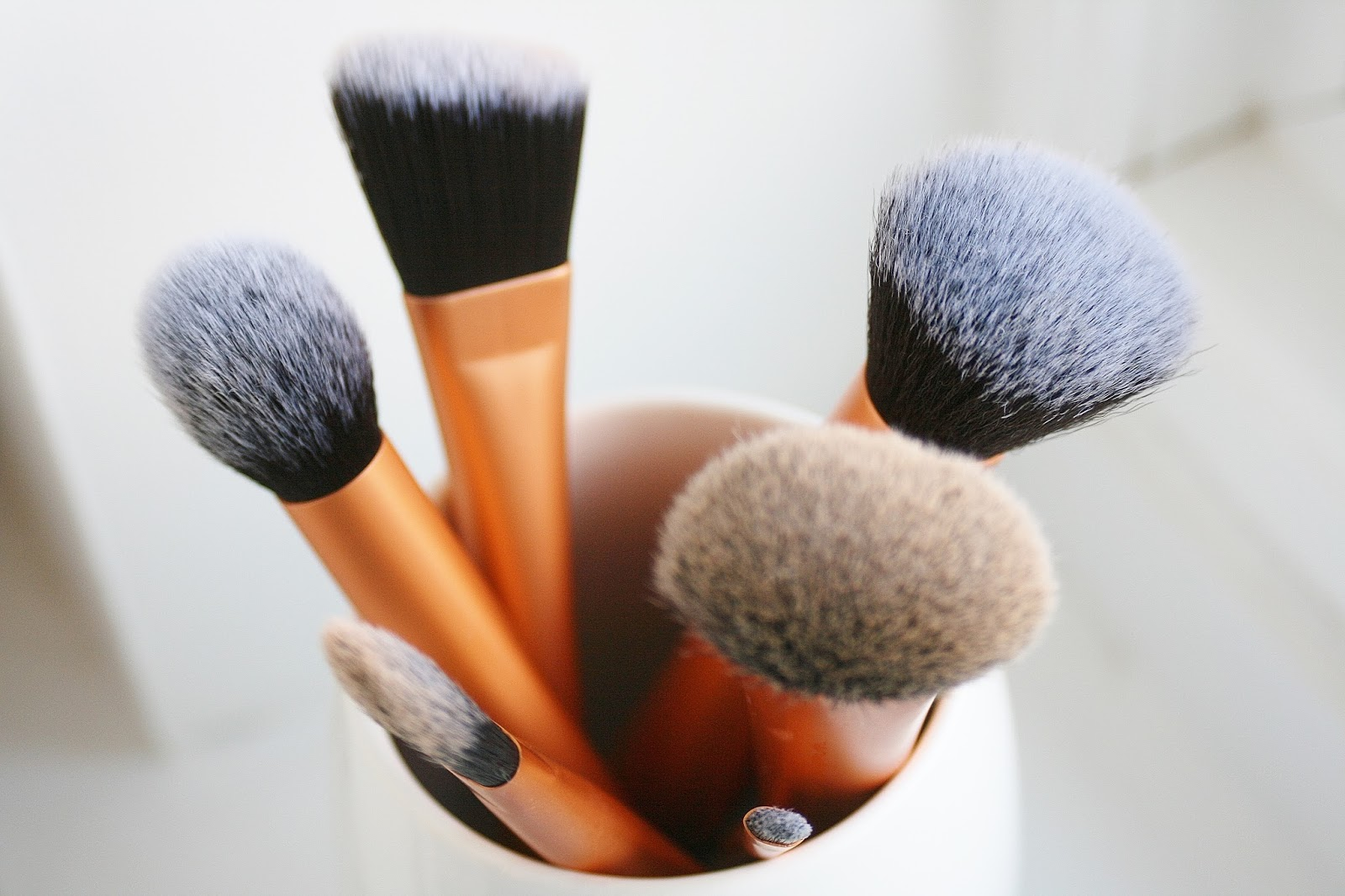 Penney Chic real techniques brushes
