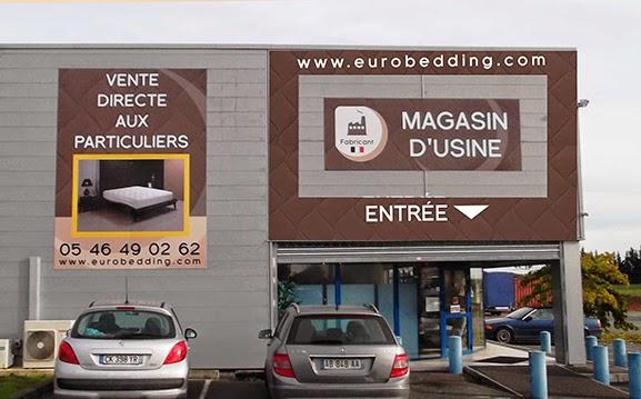 Eurobedding à Ruffec